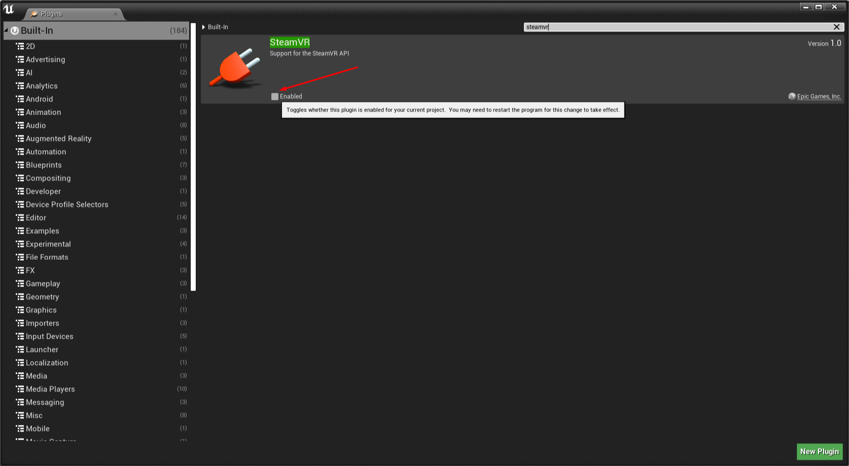 Using Varjo Plugin for Unreal – Varjo com