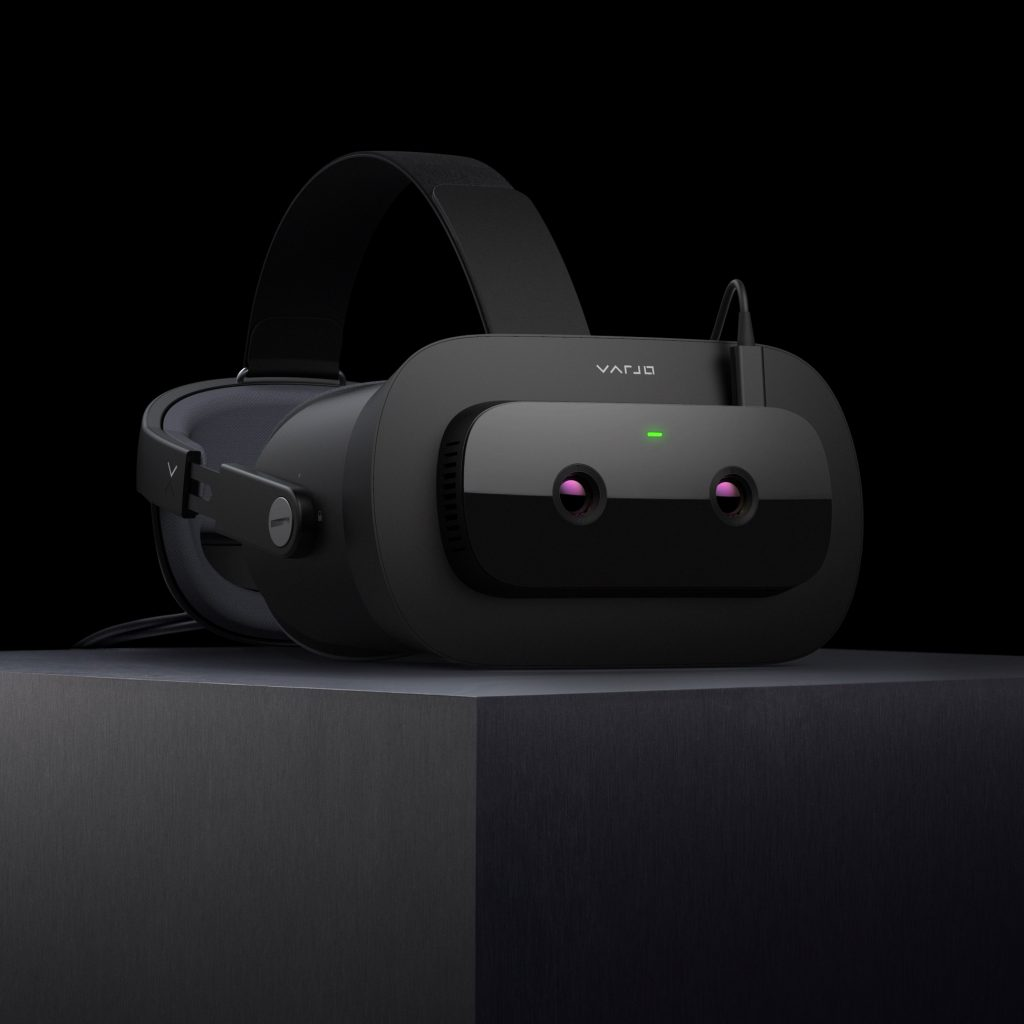 Varjo XR-1 Developer Edition – The most advanced mixed reality headset for professionals