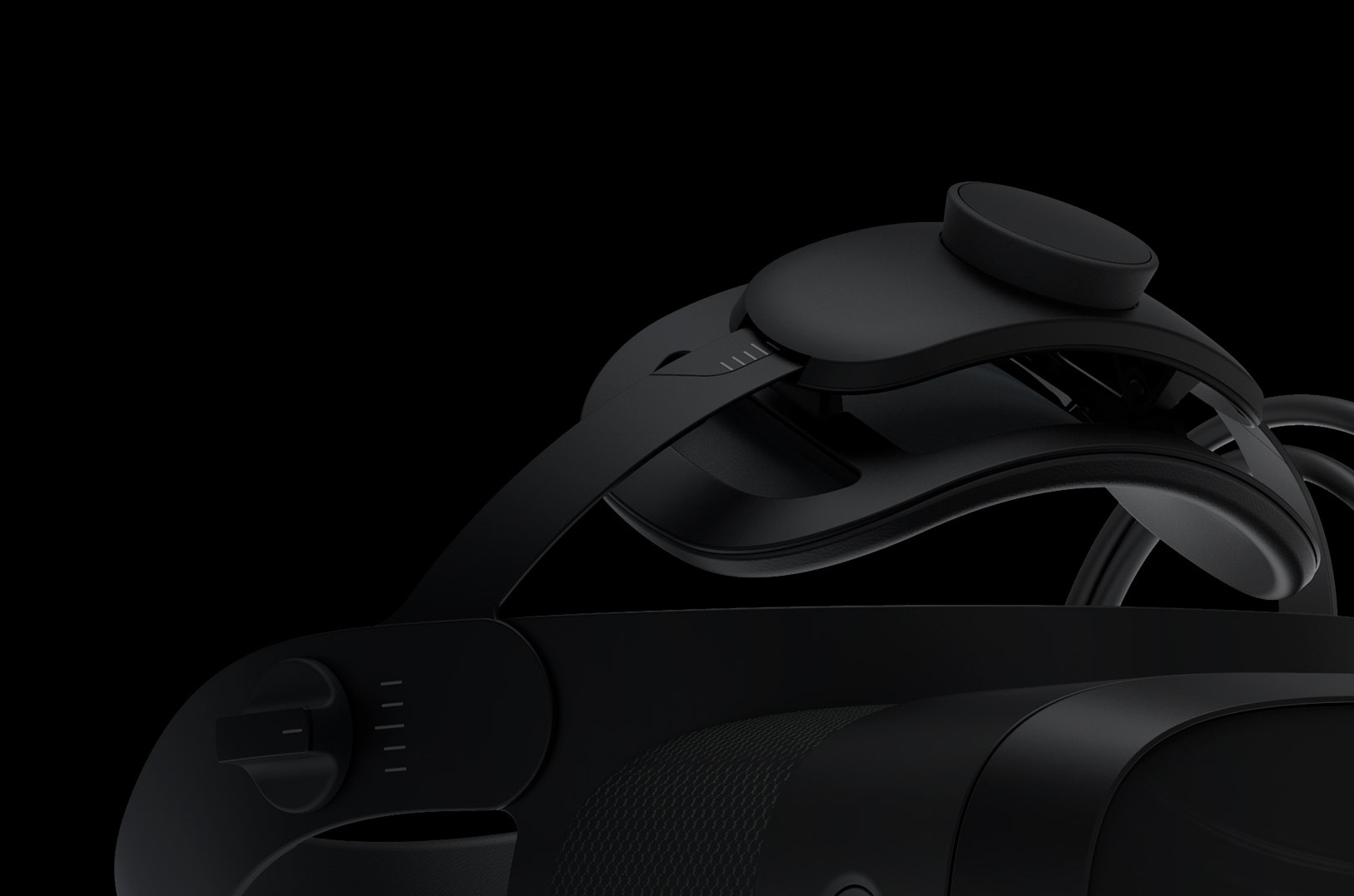 Ultimate comfort for virtual and mixed reality. We have put a lot of effort to further develop the ergonomics of the new headsets in a way that will support wider rollouts of XR/VR and enable multi-hour VR/XR sessions.