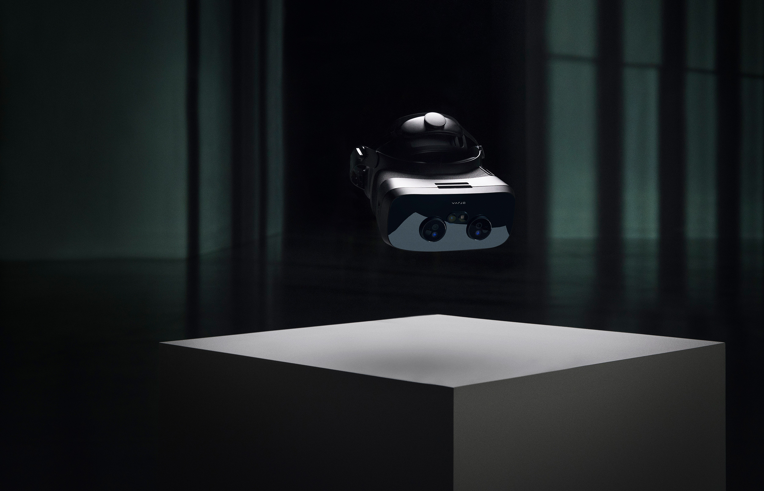 By using video pass-through instead of optical see-through, Varjo's mixed reality device completely and convincingly merges real and virtual, making it the only device to achieve photorealism in augmented and mixed reality.